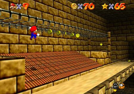 Super Mario 64: cómo conseguir la estrella de las 100 monedas de Shifting Sand Land