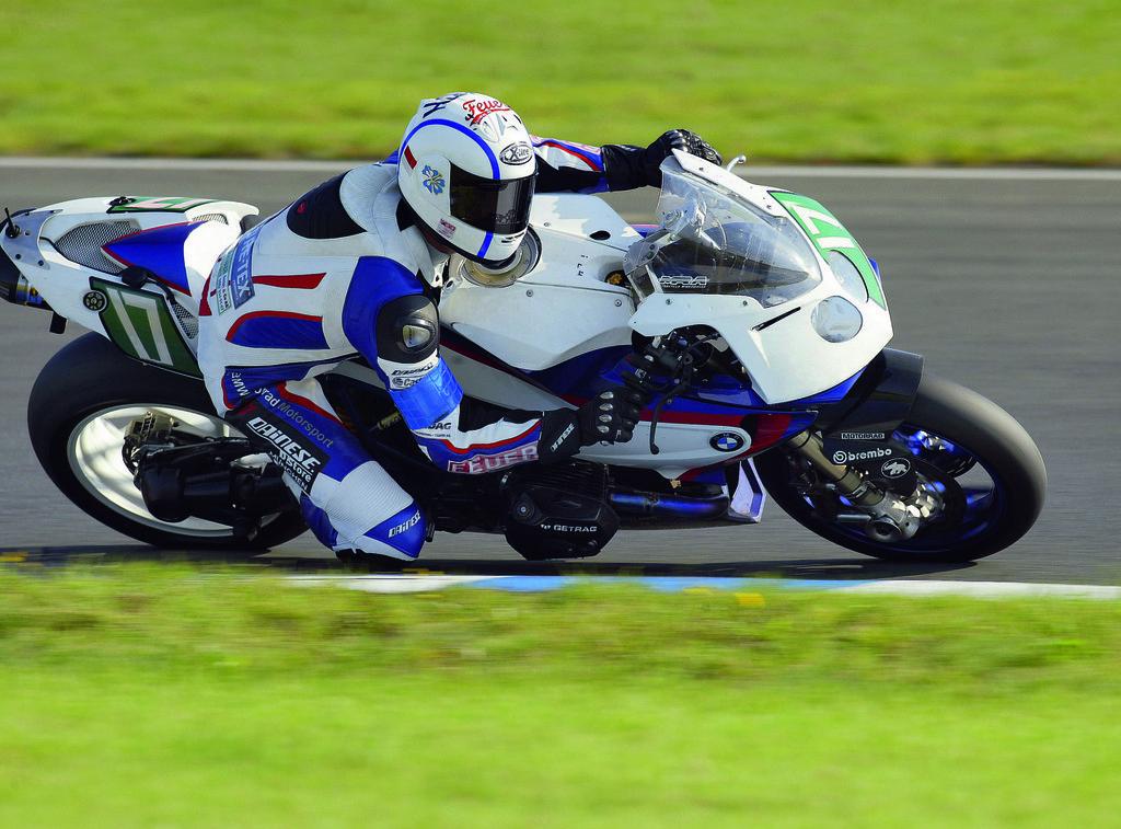Foto de Imágenes oficiales BMW HP2 Sport (41/47)