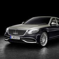 El summum del lujo y la sofisticación se llama Mercedes-Maybach S, y se estrenará en Ginebra