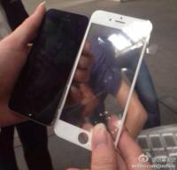 Una imagen filtrada sugiere que el iPhone 6 podría tener una pantalla de 5,1 pulgadas