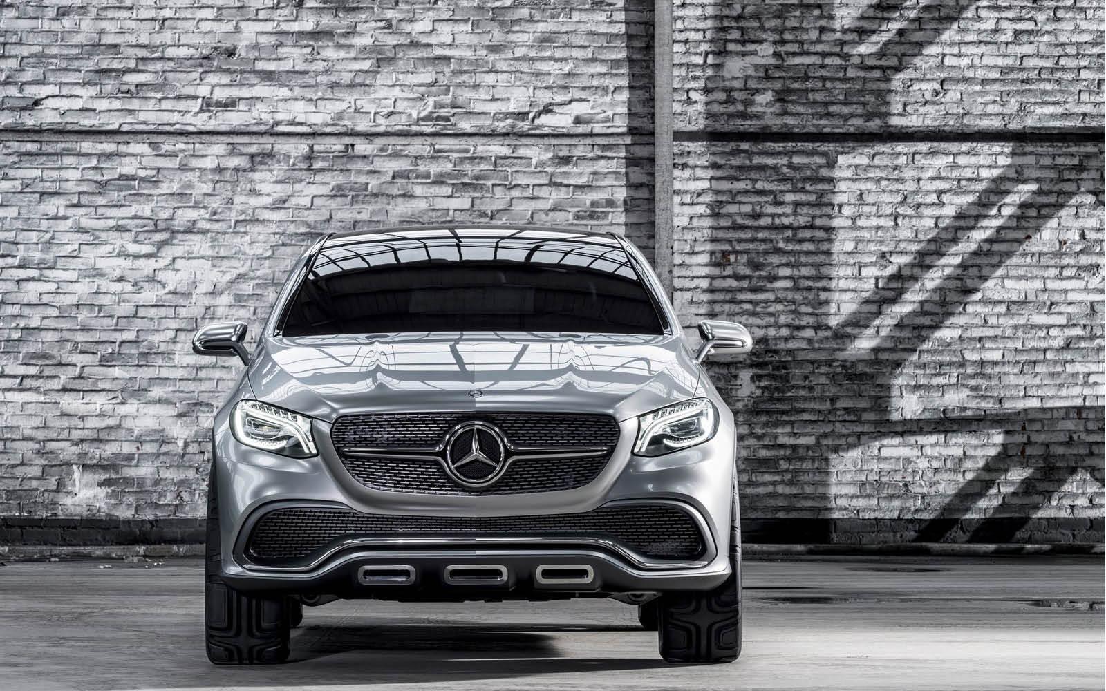 Foto de Mercedes-Benz Coupé SUV Concept (15/30)