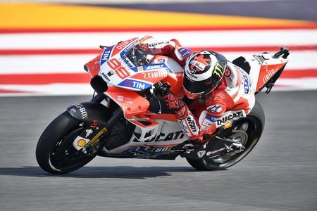 Jorge Lorenzo Motogp Aragon 2017 1