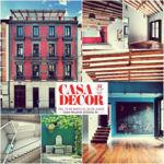 La semana decorativa: empieza Casa Decor y salimos a disfrutar de terraza y jardín