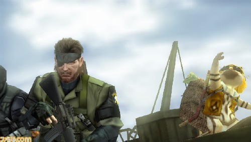 Foto de Metal Gear Vs Monster Hunter (3/5)