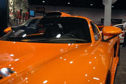 Gemballa Mirage GT