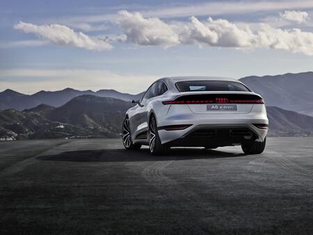 Audi A6 Etron Concept 5