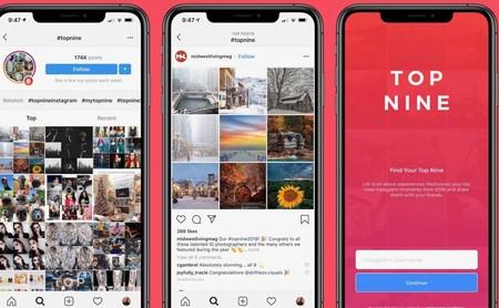 Así puedes crear el 'Top 9' de tus publicaciones en Instagram durante 2019