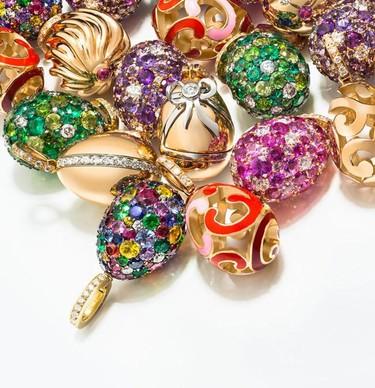 El lujo de las joyas más perfectas, 13 sueños que pedir por Navidad