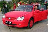 BYD F8: Renault-Benz Megane CCLK