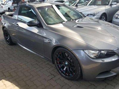 ¿Arte o desastre? Este BMW M3 E92 pick-up es tan real, que da miedo