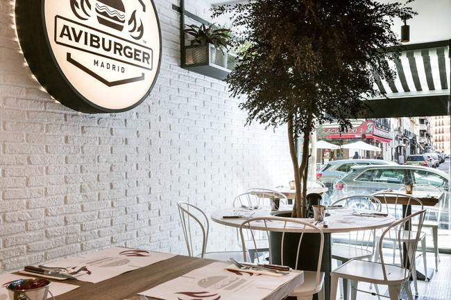 Restaurante Aviburger En Madrid 19