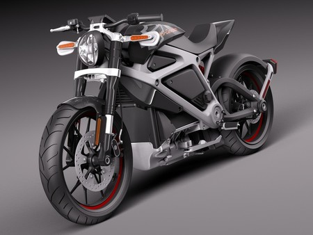 Harley Davidson Electric 1