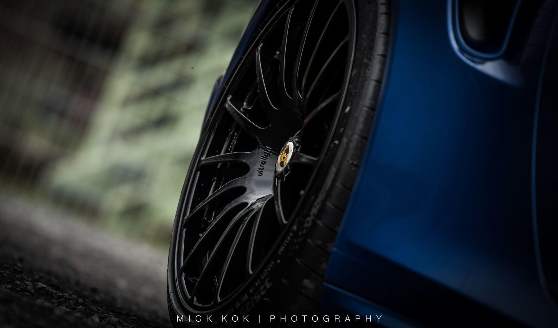 Foto de Porsche 911 Turbo S Blue Arrow (9/25)