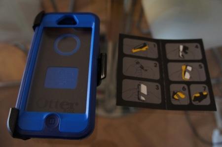 5609da9b21b Otterbox Defender, protección extrema para el iPhone 5: A Fondo