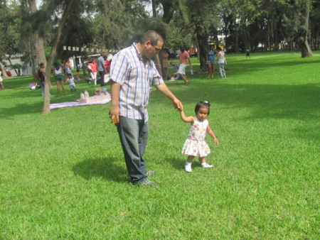 Papás blogueros: nos visita Juan Manuel, del blog Papá en acción