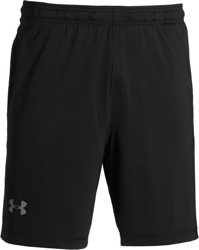 Tenemos  los pantalones cortos Under Armour UA Raid 8 en negro desde 18,40 euros en Amazon