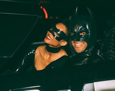 Comienza Halloween con el cumpleaños de Ciara, ¡todos a disfrazarse!