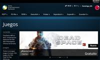 La Sony Entertainment Network Store ya está disponible en México