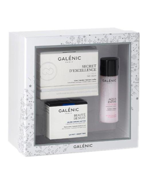 Estuche de regalo Crema Hidratante Secret D'Excellence Galenic