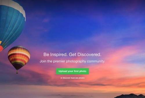 500px da voz a sus usuarios a través de un foro dedicado en exclusiva a la fotografía