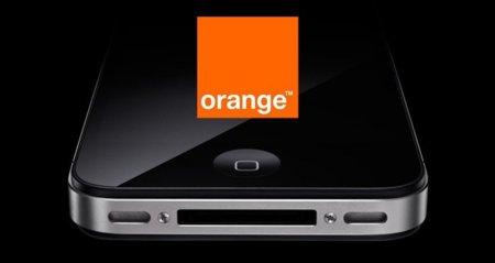 iPhone 4, tarifas oficiales de Orange