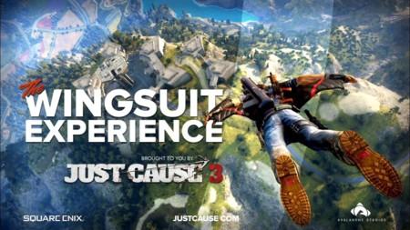 Just Cause 3 muestra la experiencia del traje de vuelo en un vídeo a 360º