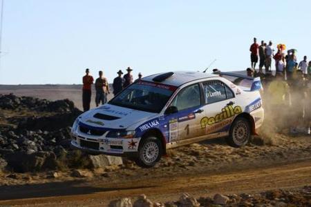 Yeray Lemes y Xevi Pons se reparten las victorias en Lanzarote