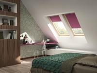 Cómo elegir la cortina perfecta para tu ventana de tejado