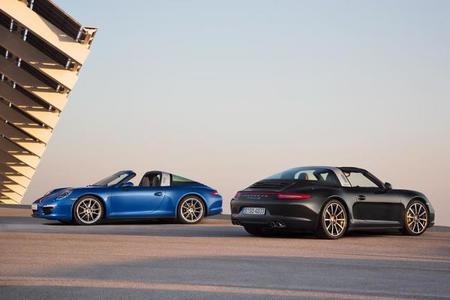 Auto Show de Detroit 2014: Porsche 911 Targa