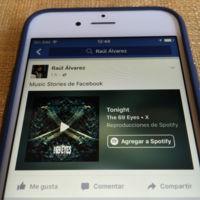 Cómo compartir canciones de Apple Music y Spotify con el nuevo Music Stories de Facebook