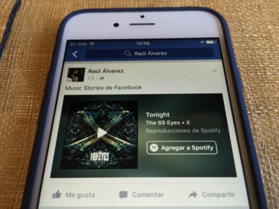 Cómo compartir canciones de Apple Music y Spotify con el nuevo Music Stories de Facebook