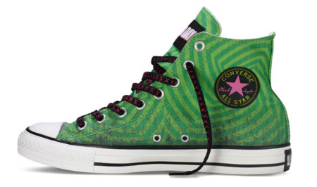 Uno Green Day Converse 2