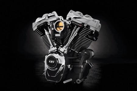 Harley-Davidson lanza el motor de serie más musculoso de su historia: 2.147 cc, 121 CV y 177 Nm