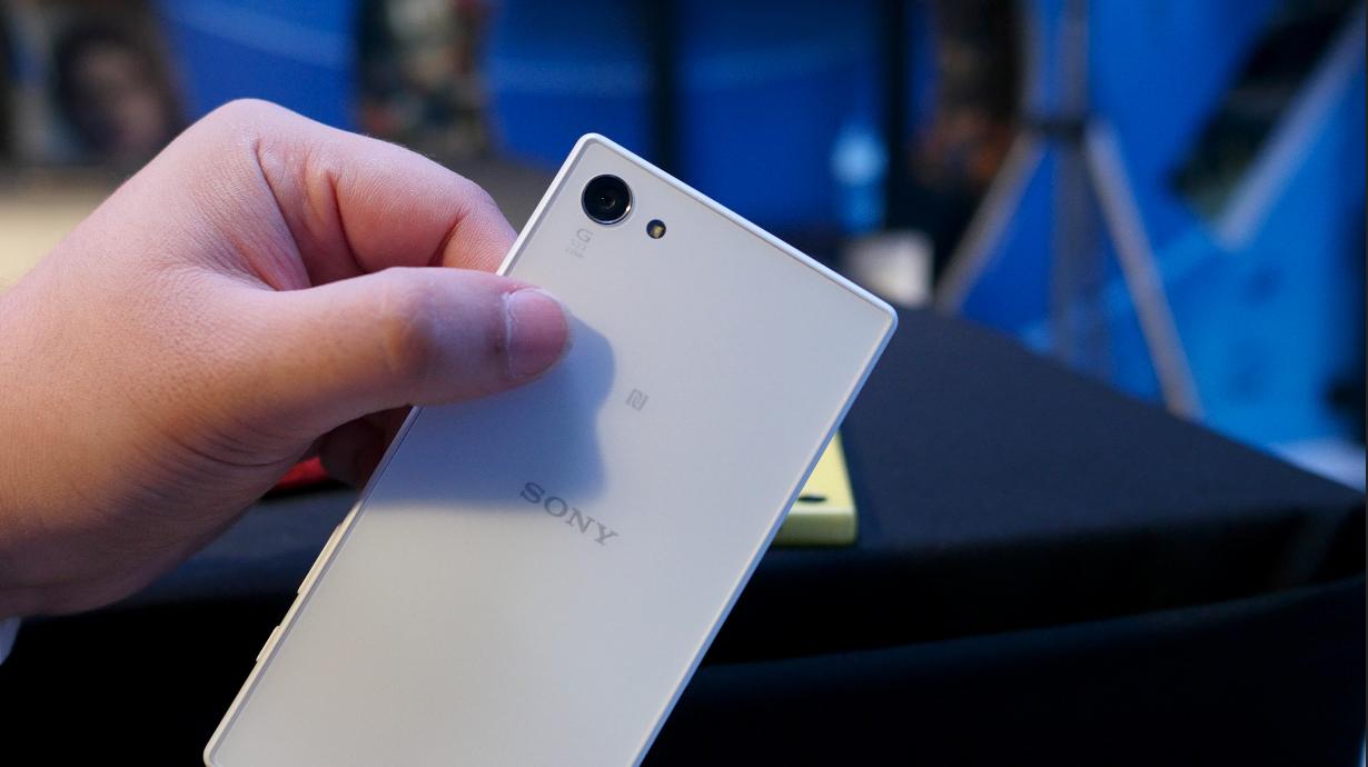 Foto de Sony Xperia Z5 Compact (1/20)