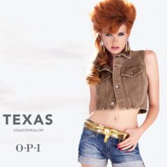 Foto 13 de 18 de la galería texas-una-nueva-coleccion-de-opi-para-la-primavera-del-2011 en Trendencias