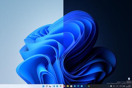 Cómo cambiar el color de la interfaz en Windows 11 alternando entre el modo oscuro y el modo claro