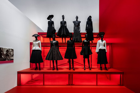 Dior Dallas Exhibition Scenography C James Florio 4