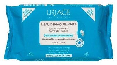 Toallitas desmaquillantes para pieles sensibles de Uriage, las probamos