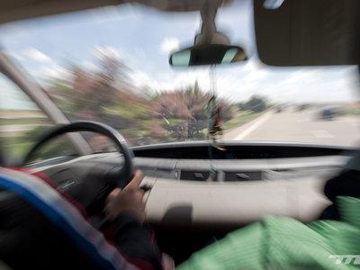 Ver para creer: un conductor da positivo en todas las drogas detectables por el drogotest
