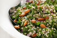 Los beneficios de sumar frutos secos a tu ensalada