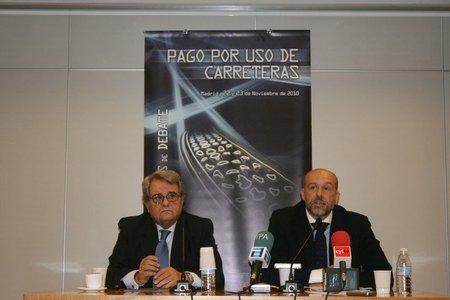 Rueda de prensa Asociacion Española de la Carretera