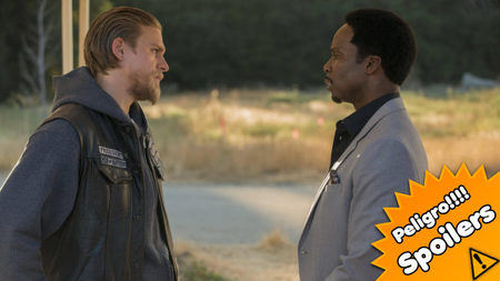 'Sons of Anarchy', el plan de Jax