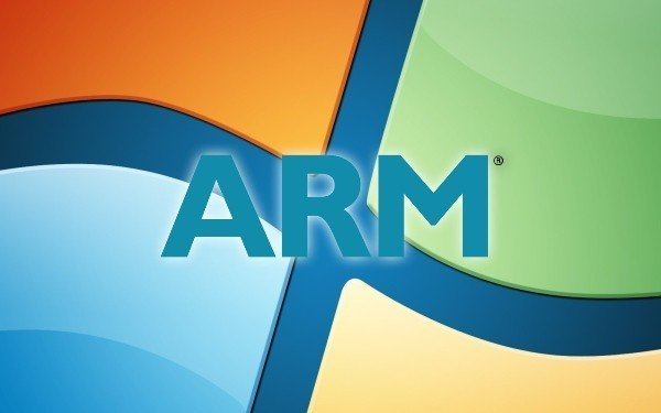 ARM Windows 8