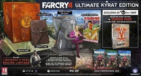 Far Cry 4 nos presenta su Ultimate Kyrat Edition