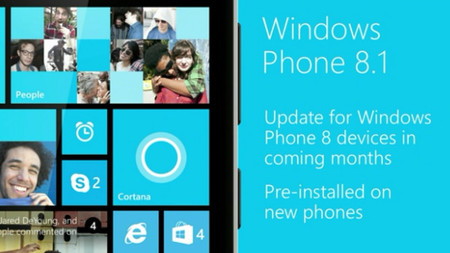 Disponibilidad de Windows Phone 8.1