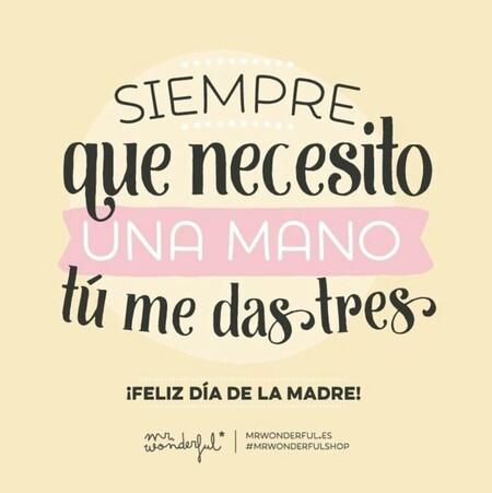 Mr Wonderful Dia De La Madre 3