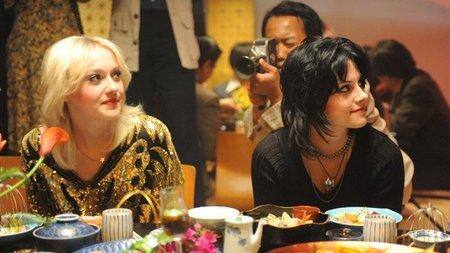 Dakota Fanning y Kristen Stewart en