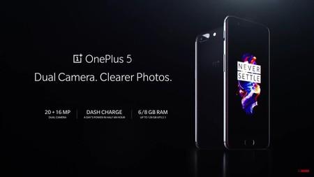 Todo lo que cambia de los OnePlus 3 y OnePlus 3T al OnePlus 5
