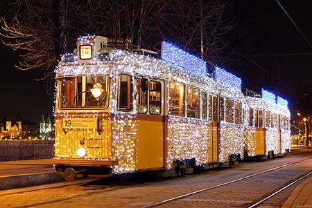 Budapest Ciudades Europeas Con Mas Luces En Navidad
