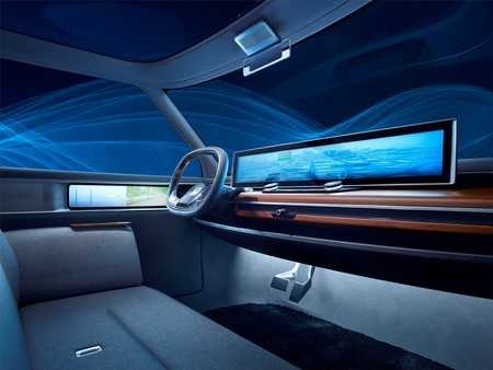 Honda Urban Ev 2017 Interior